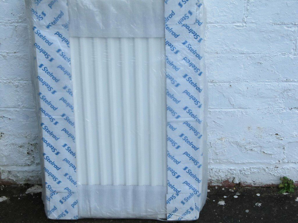central heating radiator 600x400 unused