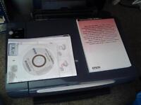 Epson DX7400 PRINTER/SCANNER