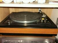 Vintage garrard record deck for sale