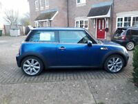 This is my sons car who has a new car and needs to sell the mini.
