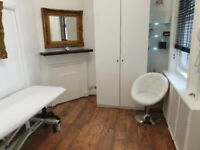 HARLEY STREET / SAFE & PRIVATE / AESTHETIC / BEAUTY / THERAPY ROOM to rent