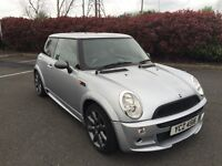 2004 mini one 1.6 with additional features £2250
