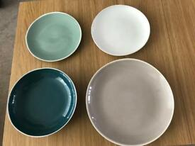 full Noah set + Kyoto side plates