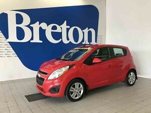 2013 CHEVROLET SPARK LT ÉCRAN COULEUR TACTILE 7'' BLUETOOTH!!