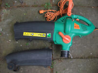 Electric Leaf Blower/Vacuum for sale