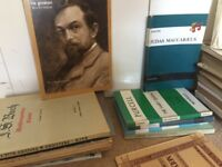 Lovely selection of Vocal and Piano Music scores sold as set