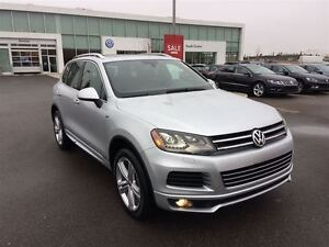 2014 Volkswagen Touareg Highline 3.0 TDI 8sp at Tip 4M