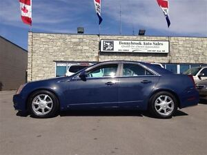 2009 Cadillac CTS w/1SB AWD COMES FULLY MECHANICALLY SAFETY CERT