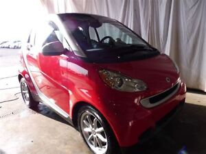 2009 smart fortwo Passion Leather Sunroof Heated Seats