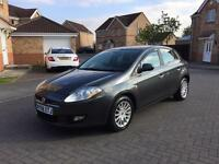 2009 FIAT BRAVO M-JET 1.9 DIESEL LONG MOT FULLY SERVICED LOW MILEAGE FULL HPI CLEAR CROUIS CONTROL