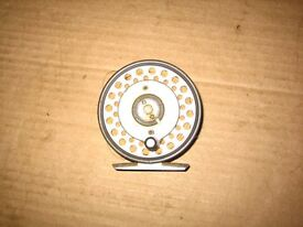 Hardy Brothers lightweight reel. fly fishing reel.