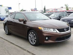 2013 Honda Accord EX-L-NAVI V6|COUPE|B.CAMERA|LEATHER|SUNROOF