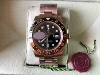 Swiss Rolex GMT-Master Root Beer Automatic Watch 1