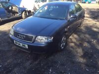 AUDI A6 1.9 TDI 2004 BREAKING FOR PARTS