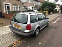 Vw Volkswagen golf 2.0 estate Drive Perfect Px Audi bmw Mercedes Astra cors vectra