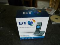 B T cordless 2000 single phone