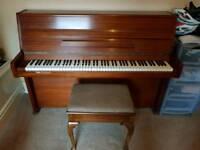 Barratt and Robinson piano