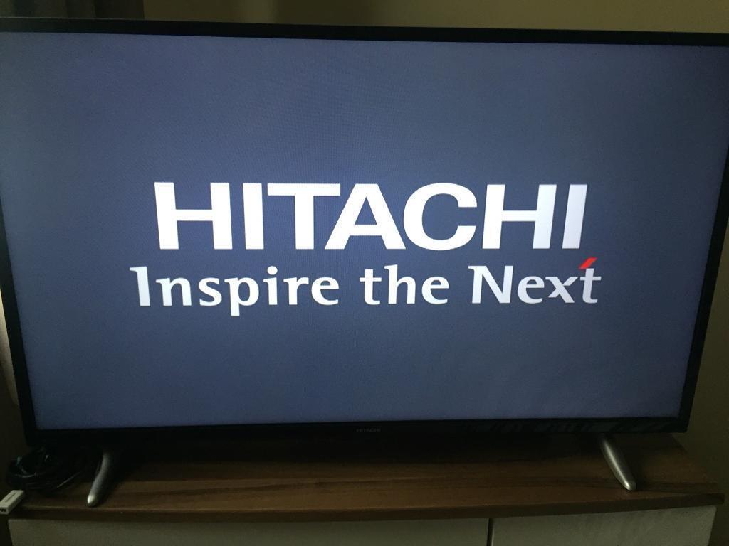 "48"" HITACHI Smart TV"