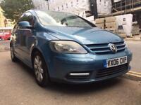 "Volkswagen Golf Plus 1.9tdi Reverse Camera 7"" Dvd Screen Bargain Perfect working Car"