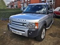 2005 58 reg Land Rover Discovery 3 TDV6 SE Automatic