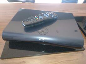 Sky+ HD box 1tb + remote, no cables