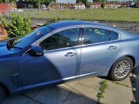 Jaguar XF 2.7D 2008 Model