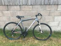 Scott sportster p5 hard tail MTB hybrid 700c comuter shimano, continental, (not road bike)