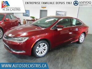 2015 Chrysler 200 LIMITED*MAGS, COMME NEUF