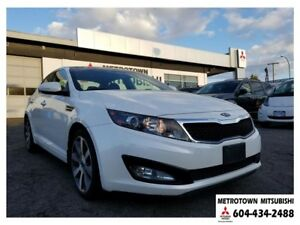 2012 Kia Optima EX Luxury; Local & No claims!