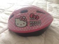 Girls/ kids bike helmet