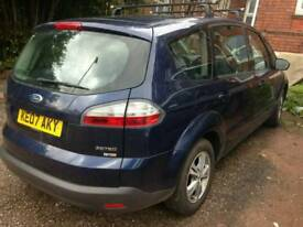 Excellent condition Ford S max tdci 12 months mot