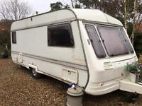 Simple FOR SALE  Lunar LX 2000 Caravan  In Norwich Norfolk  Gumtree