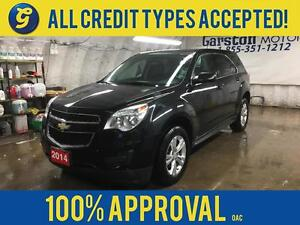 2014 Chevrolet Equinox KEYLESS ENTRY*ON STAR HANDS FREE CALLING*