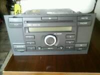 Ford cd radio