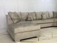 NEW ARRIVAL🔥🔥 Rishmond U Shape Velvet Sofa.💥 HURRY, DON'T MISS IT