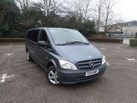 Mercedes-Benz Vito 113 Cdi Traveliner Ex Long Auto Diesel 0% FINANCE AVAILABLE