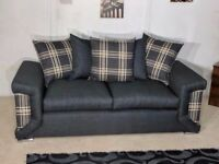 **25% off**NEW SHANNON 3+2 seater sofa corner sofa