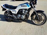 1982 Honda CB750 F