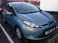 2010 '10' Ford Fiesta 1.4 Tdci Edge Mot May 18 Tax just £20 a Year