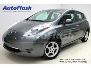 2014 Nissan LEAF SV Electric *Quick-Charge* Navigation/Camera *
