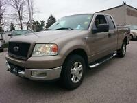 2004 Ford F-150 XL SuperCab 4WD