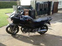 2005 Yamaha TDM 900