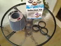 car k&n air filter lnduction kit replacement sports filter kit