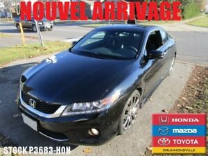 2013 Honda Accord EX-L + NAVI**HFP PACKAGE**RARE**+V6++