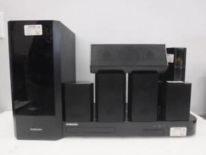 Samsung Wireless 3D Blu-Ray Player + 5.1 Surround System - We Buy and Sell Pre-Owned Home Theatres - 113244 - JV74405