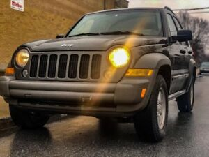 2006 Jeep Liberty 4X4 Trail rated Auto AC