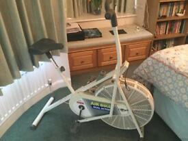 York Dual Action Exercise Bike