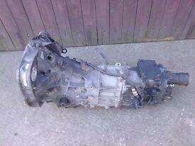 Subaru Impreza Classic Turbo Gearbox TY752VN3BA