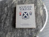 SCOTLAND FOR EVER HISTORIC BOOK
