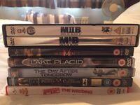 Cheap DVDS - 50P